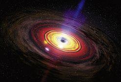 Miliony czarnych dziur pożerają materię niedaleko Ziemi?