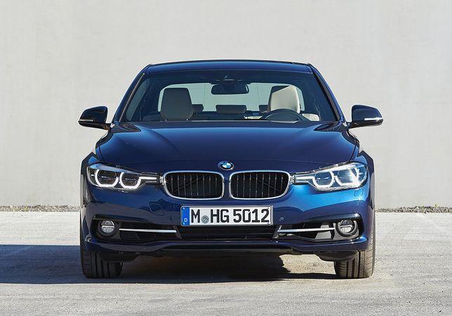 Policja kupi BMW jako nieoznakowane radiowozy?