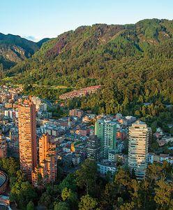 """Nieznana strona Bogoty. """"Czuliśmy się jak w bajce"""""""