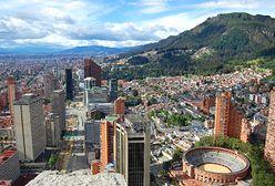 Bogota - miasto czarnych wdów