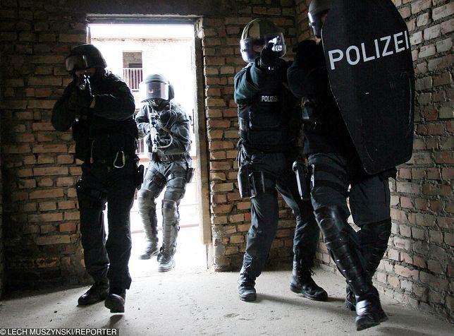 Meczet w Berlinie przeszukany
