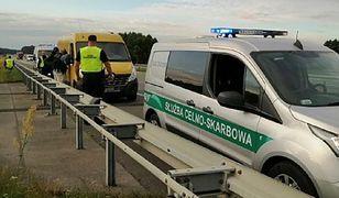 A4. Nielegalne przekroczenie granicy (zdjęcie ilustracyjne)