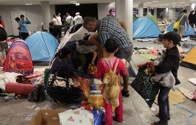 """""""Bild"""": w Niemczech pół miliona niezarejestrowanych imigrantów. Mogą stanowić zagrożenie"""