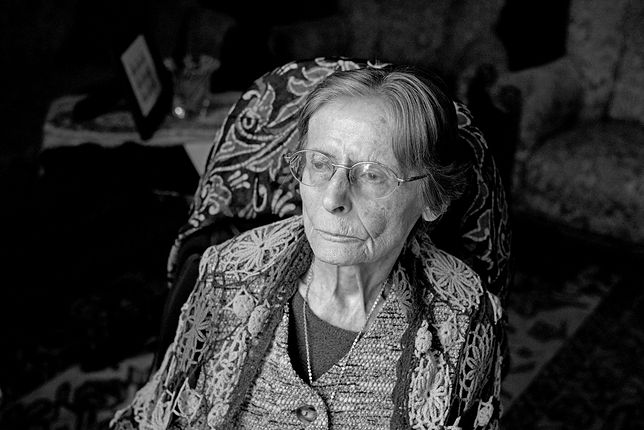 Zofia Bartoszewska zmarła w wieku 90 lat
