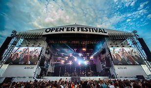 Open'er Festival 2017 - rusza 16. edycja imprezy. Kto zagra? Po ile bilety?