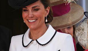 Księżna Kate znów zachwyciła elegancją