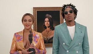 Beyonce i Jay-Z musieli się wybornie bawić