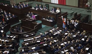 Według danych Kancelarii, z Sejmu prawie całkowicie zniknęli lobbyści