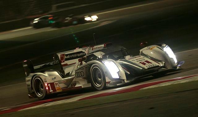 Udany sezon Audi w wyścigach długodystansowych