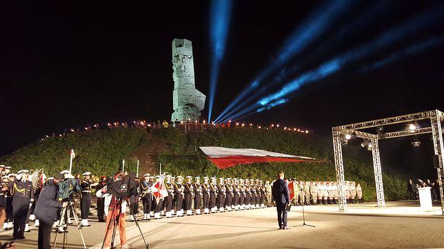 Szydło na Westerplatte: Europa nie chciała ginąć za Gdańsk