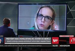 Protest kobiet. Małgorzata Trzaskowska o ruchu prezydenta: nie jest osobą decyzyjną