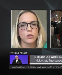 Strajk kobiet. Małgorzata Trzaskowska: ulicy się nie da wyciszyć