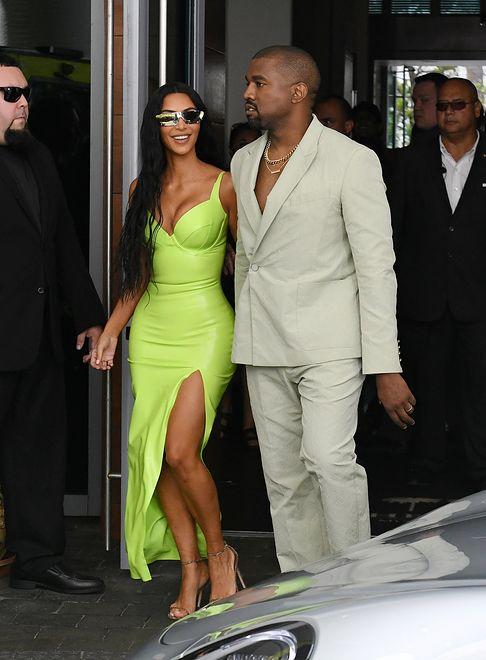 Stylizacja Kanyego Westa zawojowała Internet