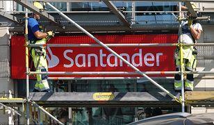 Santander ogłosił, że prace konserwacyjne potrwają w sobotę od północy aż przez 17 godzin