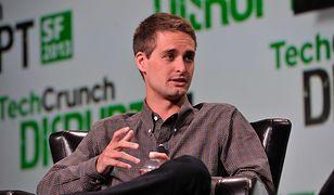 Evan Spiegel, CEO Snapchata