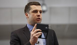 Michał Rachoń jest bratankiem profesora Janusza Rachonia