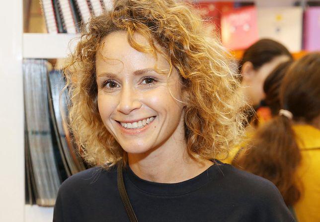 Monika Mrozowska pracuje nad relacjami z dziećmi