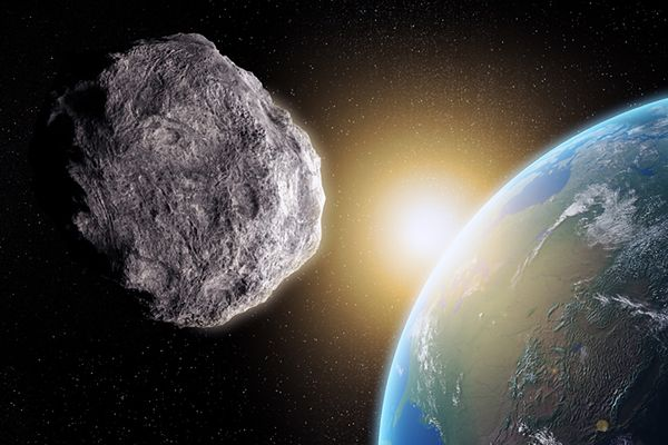 Koniec świata? Asteroida o średnicy ponad 990 m zbliży się do Ziemi już dzisiaj