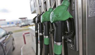Ceny paliw najwyższe od lat
