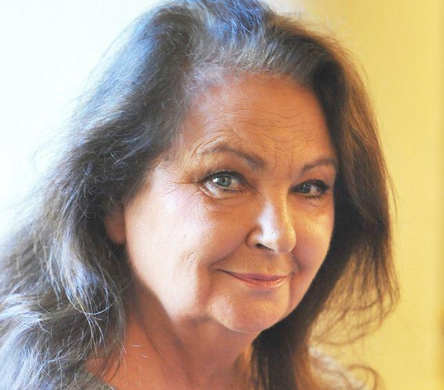 Anna Dymna, polska aktorka, założycielka Fundacji Mimo Wszystko