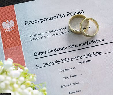 Pandemia koronawirusa sprawiła, że wiele ślubów i wesel stanęło pod znakiem zapytania.