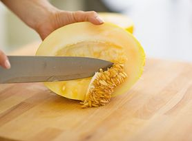 Melon miodowy – odmiany, właściwości, zastosowanie, kaloryczność