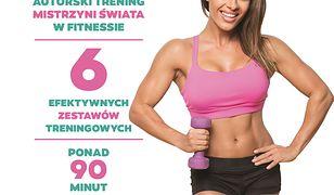 Czas na fit - DVD. Natalia Gacka