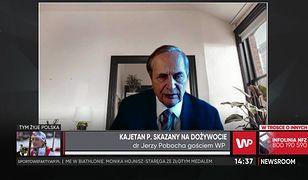 Dożywocie dla Kajetana P. Kryminolog o wyroku terapeutycznym i statusie więźnia niebezpiecznego