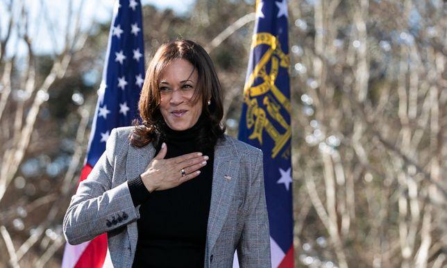 Kamala Harris już niedługo obejmie urząd wiceprezydenta.