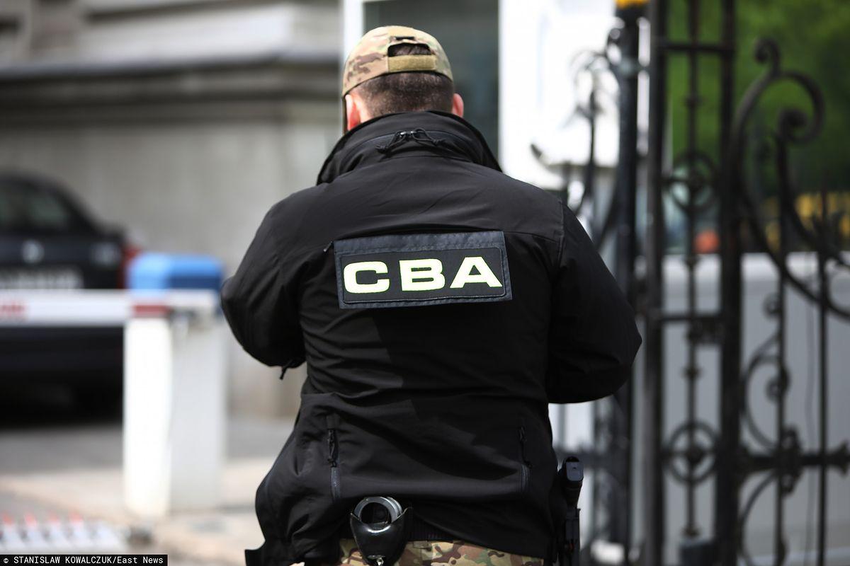 CBA zatrzymało urzędnika z Warszawy. Chodzi o reprywatyzację