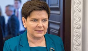 Beata Szydło otrzymała 65 tys. zł nagrody