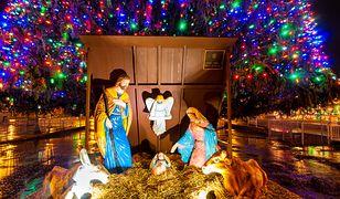 Stajenka ze Świętą Rodziną