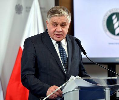 Nagrody otrzymali współpracownicy ministra rolnictwa i rozwoju wsi Krzysztofa Jurgiela