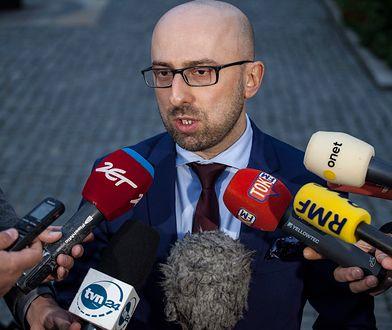 Łapiński ocenił, że prezydent nie złamie Konstytucji