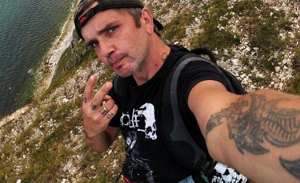 Rafał Biegun, organizator zbiórki na nowe seicento