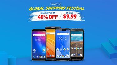 Wielka wyprzedaż na Aliexpress- smartfony Ulefone nawet 40% taniej