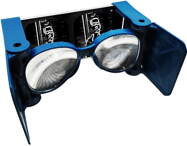 Specjalne okulary, dzięki którym niedowidzący zobaczą świat. Stworzyli je Polacy