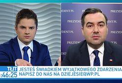 """Paweł Mucha i """"kontrowersyjne przejście"""". Rzecznik prezydenta: inne obowiązki publiczne"""