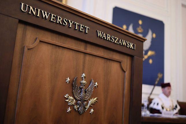 Pod listem do rektora podpisało się kilkunastu naukowców