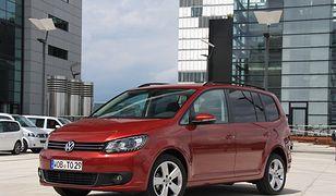 Test: VW Touran 2010 - Rodzinny konserwatysta
