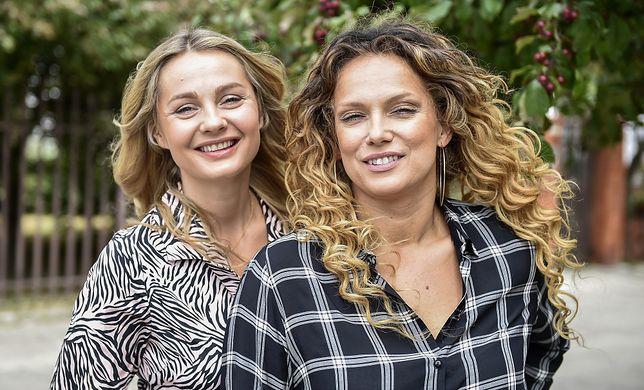 Małgorzata Socha i Joanna Liszowska zarabiają krocie na planie serialu
