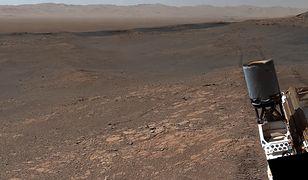 NASA: Niezwykła panorama Marsa. Pierwsze takie zdjęcia łazika Curiosity [Wideo]
