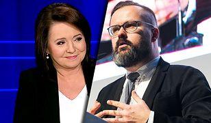 """Skandaliczne przeprosiny """"Wiadomości"""" TVP. Reporter TVN zabiera głos"""