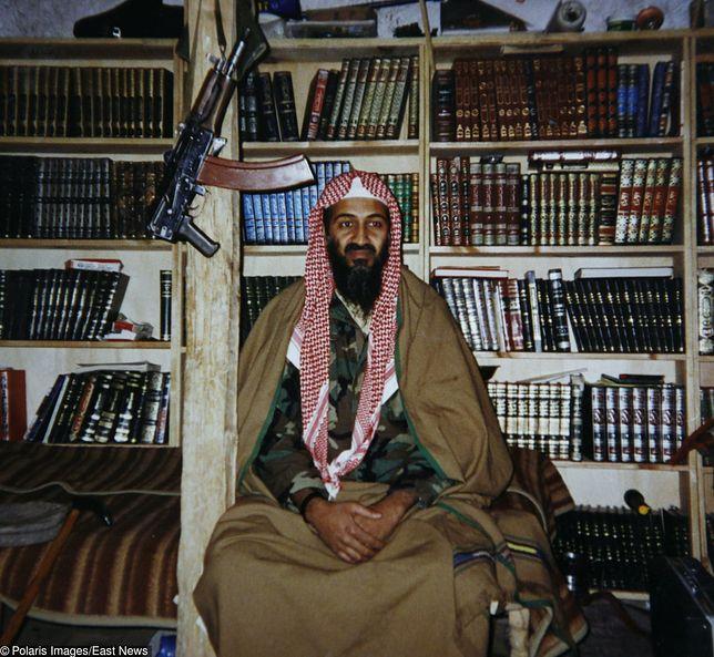 Rodzina widziała Osamę ostatni raz w 1999 roku w Afganistanie