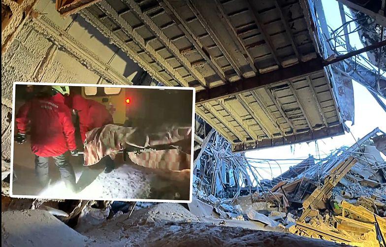 Tragiczna sobota w Rosji. Katastrofa budowlana za kołem podbiegunowym