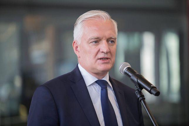 Jarosław Gowin nie zgadza się z wypowiedzią Jarosława Kaczyńskiego o nihilizmie i Kościele