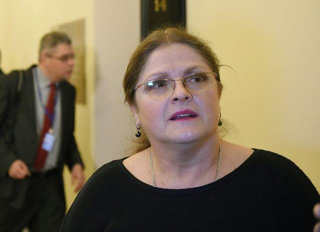 Krystyna Pawłowicz ostro o awarii oczyszczalni ścieków w Warszawie. Rafał Trzaskowski porównany do Władimira Putina