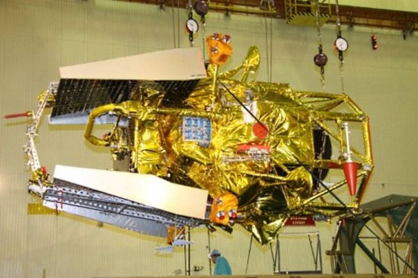 Na Ziemię spadnie uszkodzona sonda marsjańska