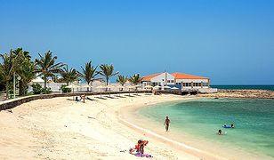 Okolice hotelu Murdeira Village na wyspie Sal
