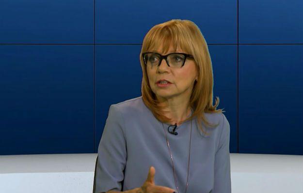 Ewa Marciniak: na zmianę potrzeba czasu